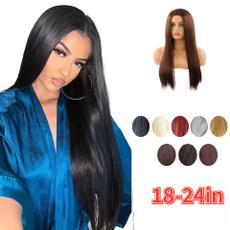 wig, straightwig, Fashion, humanwig