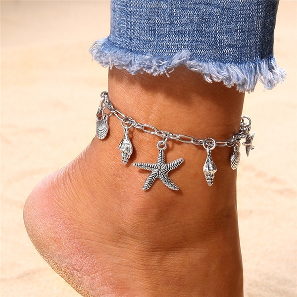 bohemia, Fashion, Jewelry, starfish