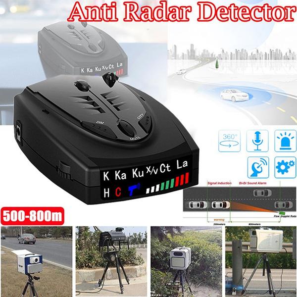 Gps, aser, radardetector, detector