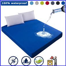 Elastic, Waterproof, cottonbedsheet, Bedding
