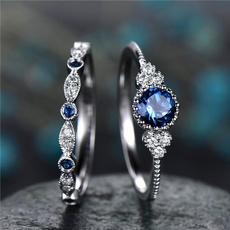 Blues, Silver Jewelry, Fashion, wedding ring