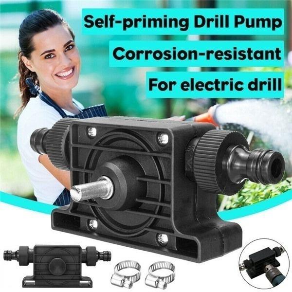 Electric, electricdrillpump, drillpump, drillwaterpump