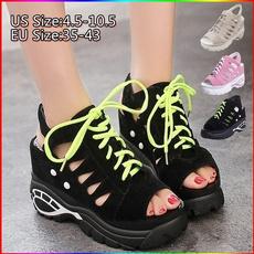 Summer, Sandals, Platform Shoes, Womens Shoes