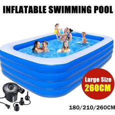 adultbathtub, Outdoor, bathingtub, inflatableswimmingpool