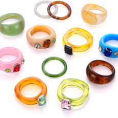 Jewelry, rhinestonering, Diamond Ring, Ring