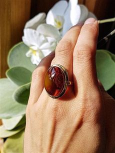 Sterling, DIAMOND, femalering, wedding ring
