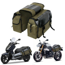 motorcyclecanvasbag, Sports & Outdoors, bicycletoolbag, leather