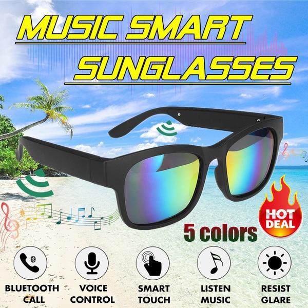 smartglasse, Sport, Headset, bluetoothglasse