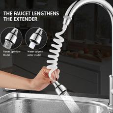 Bathroom, hose, faucetfilter, Spring