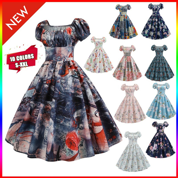 Summer, Fashion, ladies dress, Dress
