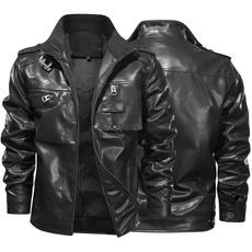 leatherwindbreakerformen, leatherjacketformen, Fashion, leather