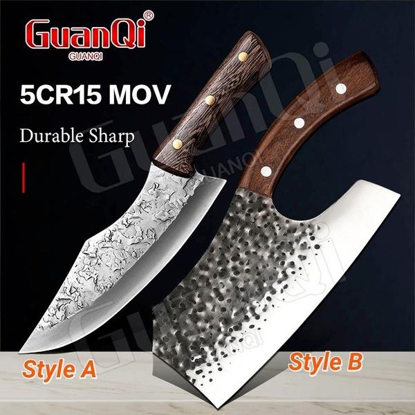 forgedknife, handmadeknife, Blade, cleaverchefknife