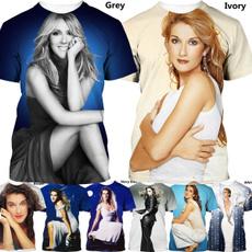 Summer, Fashion, Sleeve, Mens T Shirt
