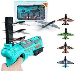 launchanairplanetoygun, Toy, foamairplanesforkid, Children's Toys