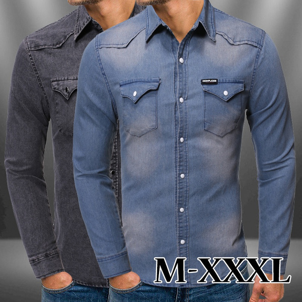 slim fit shirt, Fashion, Shirt, men clothing