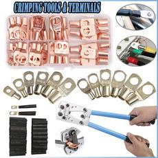 Copper, Jewelry, wireterminal, Automotive