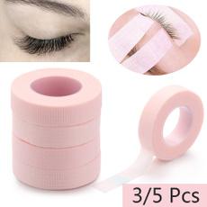 False Eyelashes, transparenttape, eyelashtape, medicaltape