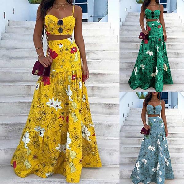Summer, Plus Size, two piece dress, Mini