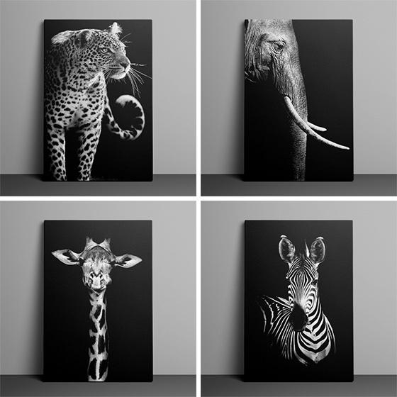 livingroomwallpainting, Design, Wall Art, animal print