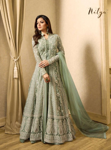 Heavy, gowns, long dress, Bollywood