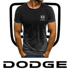 Dodge, Fashion, Fitness, teeshirthomme