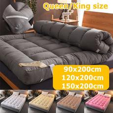 King, velvet, mattresspad, memoryfoammattre