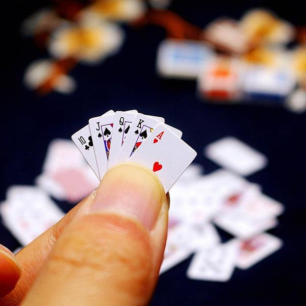 Mini, Poker, Fashion, minipoker