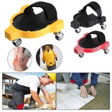 flexiblegliding, slidingkneepad, woodworkingkneepad, glidingkneepad