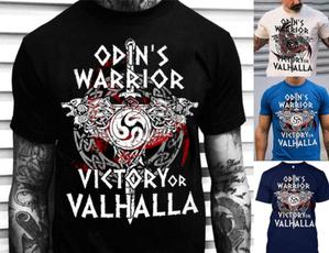 viking, odinvalhalla, Fashion, Shirt