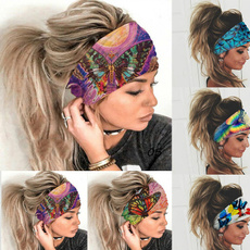 Summer, Gifts, headwear, yafenghairband