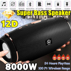 Stereo, Outdoor, Wireless Speakers, Outdoor Sports