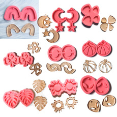 mould, Necklace, Silicone, earringsdie