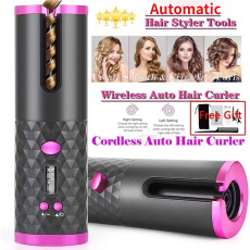 Hair Curlers, Hair Straighteners, electric hair curlers, planchasparacabello