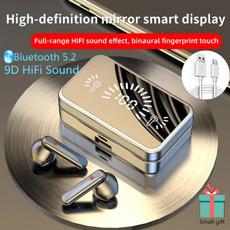 Box, Headset, Stereo, Ear Bud