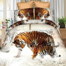 King, Polyester, Home & Living, Bedding