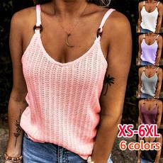 blouse, Summer, Plus Size, Tank