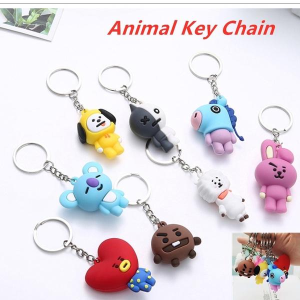 cute, Korea fashion, Key Chain, Keys