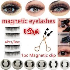 magneteyelash, Eyelashes, eyelashesfalse, 3deyelashe