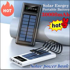 Mobile Power Bank, Battery Charger, Phone, Powerbank