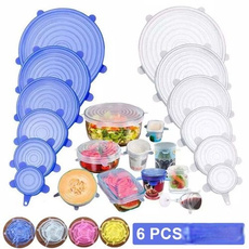 lid, Kitchen & Dining, Silicone, Bowls