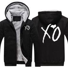 Thicken, Fleece, Fashion, xo