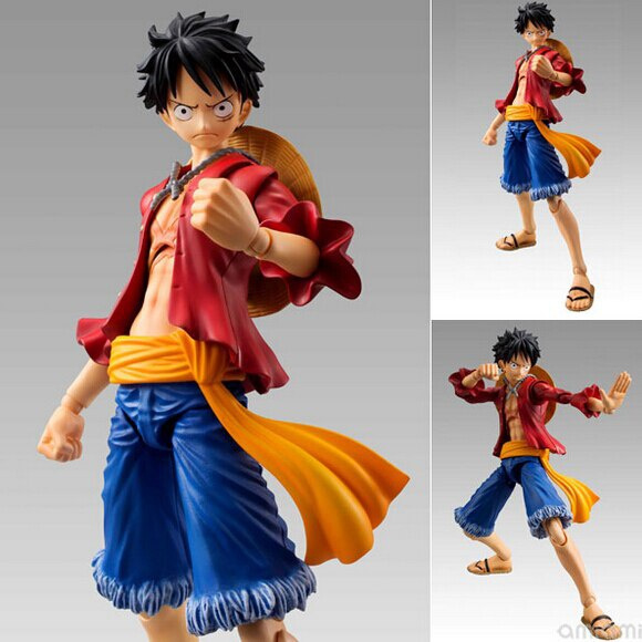 Collectibles, monkey, onepiece, movable