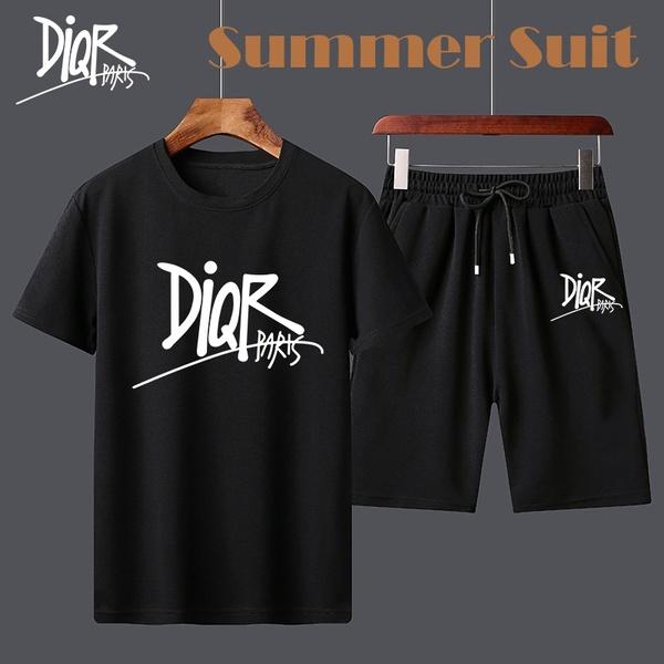 Summer, Shorts, Shirt, 2piecesuit
