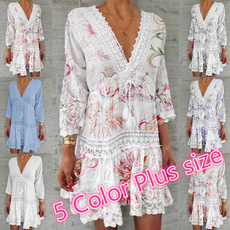 Plus Size, Lace, white dresses, summerwhitedres