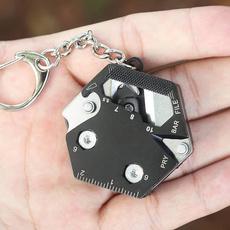 edc, Coins, Key Chain, gear