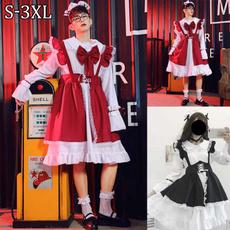 apron, Cosplay, maidcosplaycostumedres, Dresses