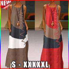 Summer, Plus Size, Cotton, sundress