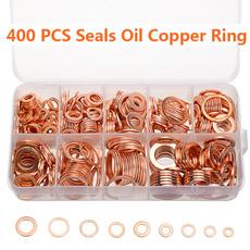 Copper, coppergasket, Jewelry, steelwasher