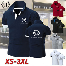 Summer, Outdoor, Polo Shirts, philippplein
