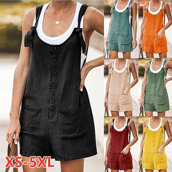 Plus Size, wideleg, camisole, Loose